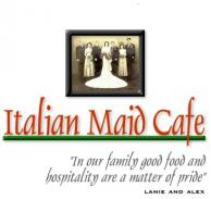 Italian Made Cafe Logo