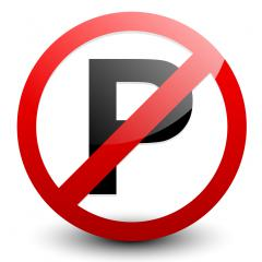 Street Parking is Prohibited!