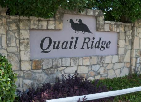 S.A. Quail Ridge Homeowners Association, Inc.