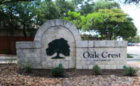 San Antonio Oak Crest Homeowners Association, Inc.
