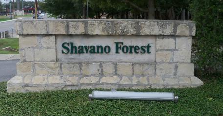 Shavano Forest Owners Association