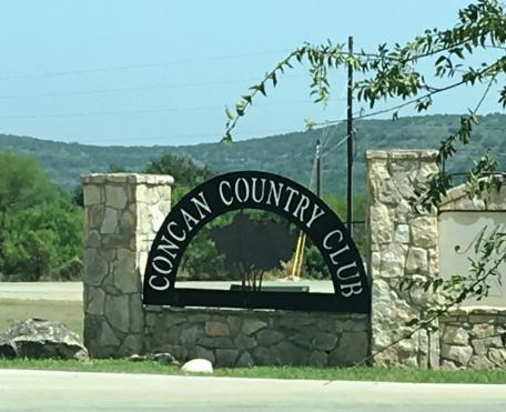 Concan Country Club Subdivision Property Owners Association, Inc.