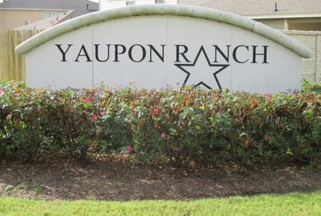 Yaupon Ranch Homeowners Association