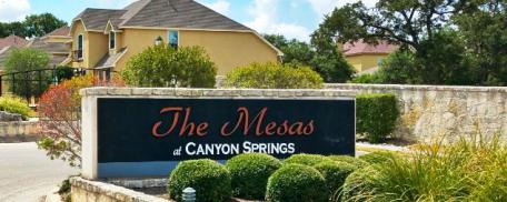 The Mesas and Ridge at Canyon Springs Homeowners Association