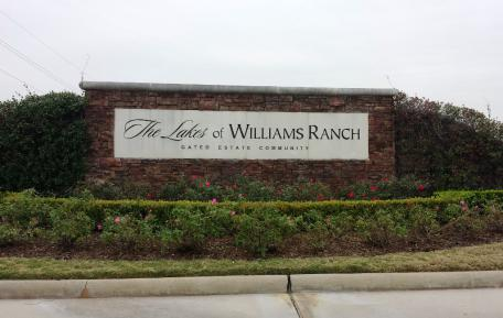 Lakes of Williams Ranch Owners Association