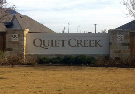 Quiet Creek Homeowners Association