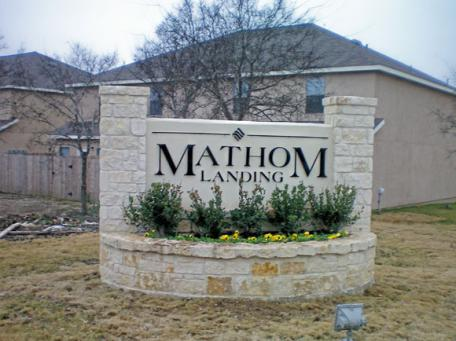 Mathom Landing Homeowners Association