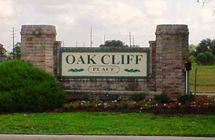 Oak Cliff Place Homeowners Association