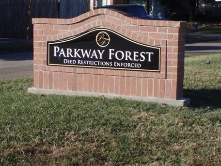 Parkway Forest Property Owners Association